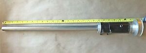 Slide 19 Inch Travel Linear Slide Guide Shaft Rotary Bearing