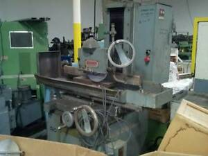 Gardner Surface Grinder