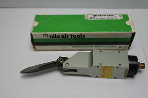 Nile Air Tools Am20 Air Shears Machine fitting Type New