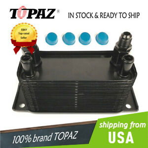Front Torque Converter Transmission Oil Cooler For Dodge Ram 2500 3500 Diesel5 9