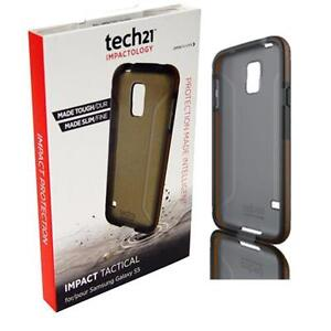 GENUINE TECH21 IMPACT TACTICAL COVER FOR SAMSUNG GALAXY S5 T21 4025 GBP 4.99