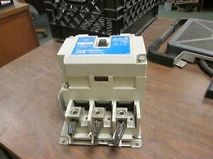 Cutler Hammer Size 4 Contactor Cn15nn3 120v Coil 135a 600v Used