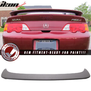 Fits 02 06 Acura Rsx 2dr Coupe Dc5 Oe Factory Style Abs Trunk Spoiler Wing