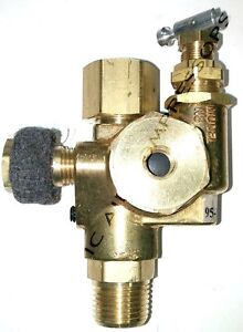 Pilot Unloader Check Valve For Gas Powered Air Compressors 1 2 30cfm