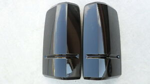 07 11 Nitro Smoked Tail Lights Black Oem Tinted Non Led Custom Painted Dodge