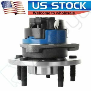 New Brand Front Passenger Or Driver Wheel Hub Bearing Assembly For Pontiac