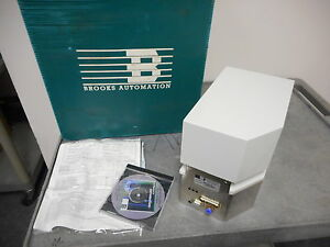 Brooks Automation 002 7391 07 Wafer Aligner Robot W aculine 7 aculine 8 Users M