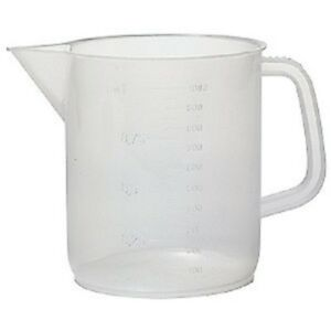 Dynalon Labware Product 326495 2000 Beaker W Handle 2000ml 6 Pk
