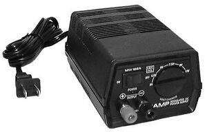 Mw122a Multi voltage Output 3 4 5 6 7 5 9 12vdc Regulated Dc Power Supply