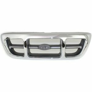 New Grille Ford Ranger 1998 2000 Fo1200341 F87z8200kaa