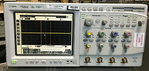 Agilent Hp Infinium 54832b 1ghz 4gs s 4ch Digital Oscilloscope