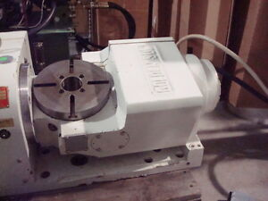 Cnc Gsa Cnct 202rb 4th And 5th Axis No Motors free Shipping