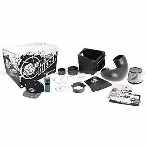 Afe 51 80072 e Elite Pro Dry S Cold Air Intake For 94 02 Dodge Cummins Diesel