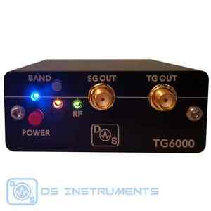 Tracking Generator Signal Generator Tg6000 replaces Hp 85640a