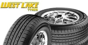 Two New 215 70 15 Westlake Rp18 98h Tires P215 70r15 R15 45k P215 70r15