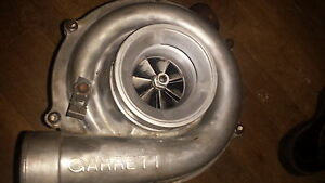 2004 5 05 Powerstroke 37 Gvt Garrett Just Rebuilt Used Turbo