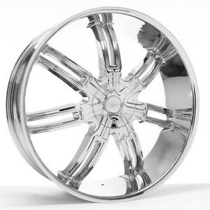 28 Inch B106 Rims Tires Navigator F 150 Expedition H3 Denali Tahoe Gmc Sierra