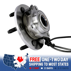 1 New Front Wheel Hub Bearing Assembly 2002 2003 2004 2005 2006 Dodge Ram 1500