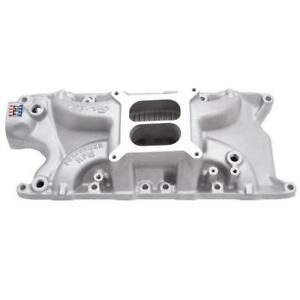 Edelbrock Intake Manifold 7121 Performer Rpm Aluminum For Ford 289 302 Sbf