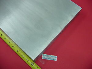 1 2 X 12 Aluminum 6061 Flat Bar 12 Long Solid T6511 50 Plate Mill Stock