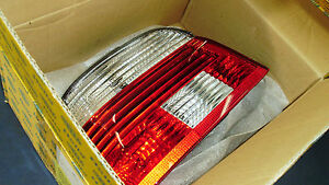 Hella Led Tail Light Kit For Bmw E39 5 Series 2001 2003 Face Lift Rare Euro