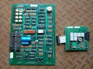 Ap7000 6000 refurbished automatic Products Control Board w free Display Board