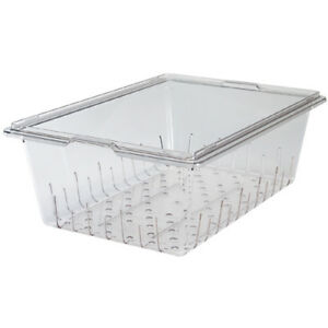 Cambro Colander Fits Camwear Food Storage Boxes 18 X 26 X 9 And 15