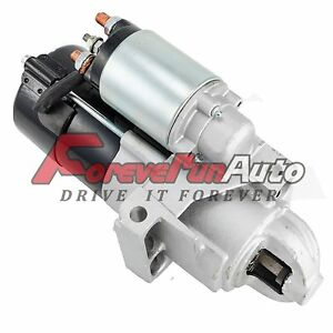 New 11 168t Offset High Torque Starter Motor For Chevy Sbc 350 Bbc 454