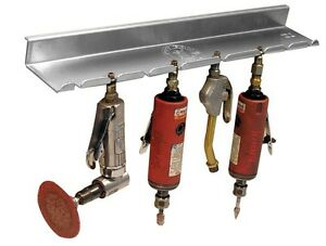 Pit Pal 115h Air Tool Holder Hang On Tool Box Racing Trailer And Shop Organizers