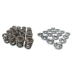 Skunk2 Alpha Valve Springs Titanium Retainers Set For 92 01 Honda H22a F20b