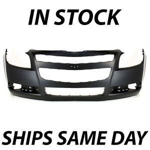 New Primered Front Bumper Fascia For 2008 2012 Chevy Chevrolet Malibu 20832808