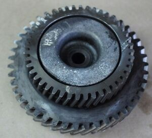 Ih International Farmall 460 D236 Diesel Pump Engine Motor Idler Timing Gear