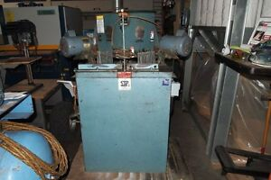 1995 Ctd D 45 Double Mitre Saw W cooling System woodworking Machinery