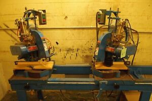 Ctd 12 Double End Trim Miter Saw woodworking Machinery