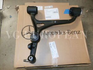 Mercedes benz W220 S class Genuine Left Front Lower Control Arm 4matic 03 06