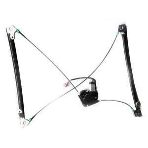 Power Window Regulator W Motor Front Left Driver For Town And Country 4675587ab