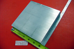 1 X 6 Aluminum 6061 Flat Bar 6 Long T6511 Solid Extruded Plate New Mill Stock