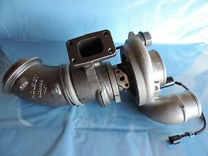 04 07 Dodge 5 9l Diesel 100229r Oe Reman Genuine Holset He351cw Turbo Charger