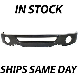 New Primered Steel Front Bumper Fascia For 2006 2007 2008 Ford F150 Pickup 06 08