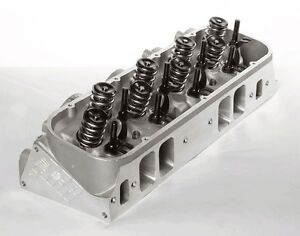 Afr Bbc 305cc Rectangle Port Cylinder Heads As cast Chevy Big Block 509 2100