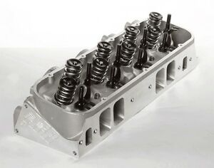 Afr Bbc 345cc Magnum Rectangle Port Cylinder Heads Chevy Big Block 572 2110 1