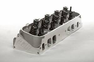 Afr Bbc 265cc Magnum Oval Port Cylinder Heads Cnc Chamber Chevy Big Block 3610 1