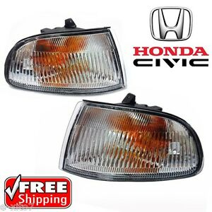 Honda Civic Eg6 Sr3 1992 95 3door Jdm Corner Blinker Signal Indicator Lamp Light