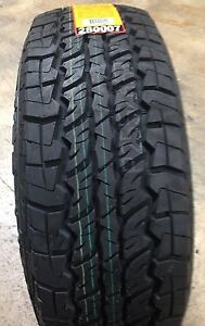 4 New 245 70r17 Kenda Klever At Kr28 245 70 17 2457017 R17 All Terrain A t 4 Ply