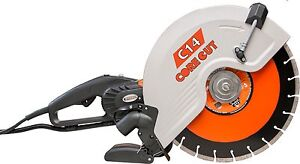 Core Cut C 14 Electric Concrete Saw Masonry Saw Paver Saw 5801601 W o Blade