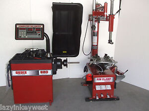 Reman Coats 7065ex Tire Changer Coats 950 1000 Balancer With Warranty