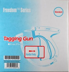 Garvey Standard Tag Gun Extra Needle 1000 2 Red Barbs Clothing Tagging Attacher