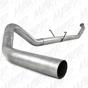 Mbrp 4 Turbo Back Exhaust For 04 5 07 Dodge Ram 2500 3500 5 9l Diesel S6126plm