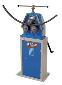 New Baileigh R m10 1 1 4 Angle Roll Bender