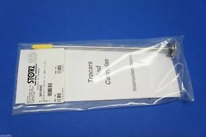 Karl Storz 30160c Trocar With Conical Tip 6mm X 10 5cm